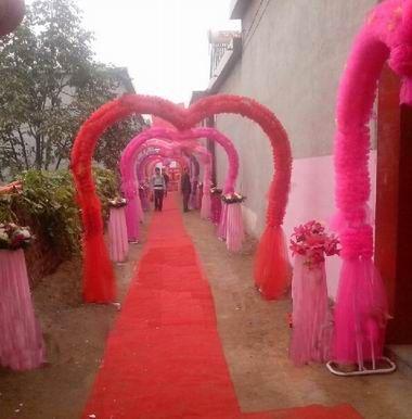 农村婚礼布置07